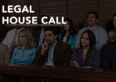 Legal House Call